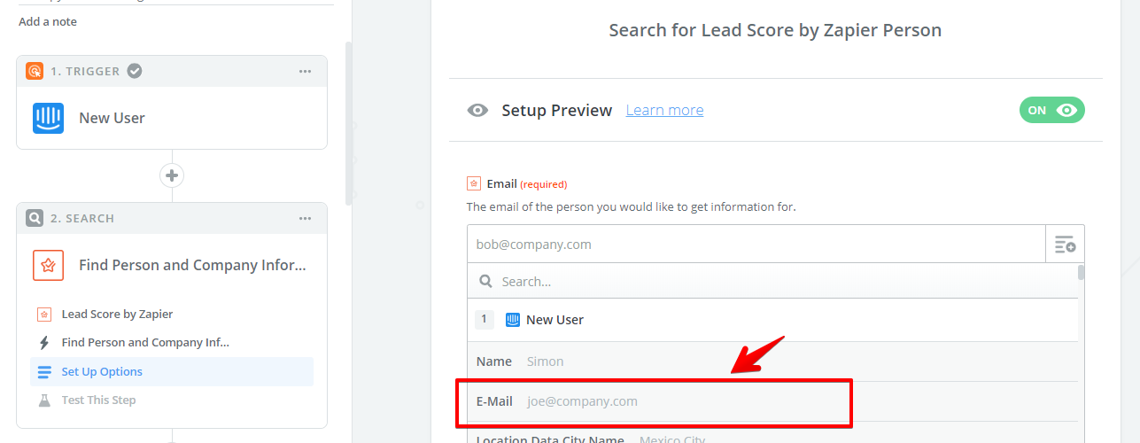 Lead scoring with Intercom